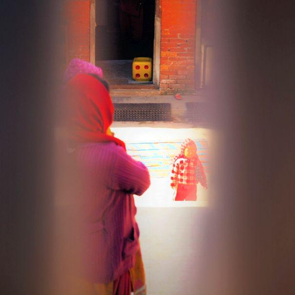 CHiLDREN BEHiND A DOOR - KATHMANDU, NEPAL 2014 .jpg